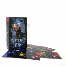 Колода карт - Witches tarot